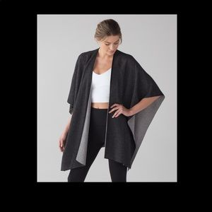 Lululemon cardigan wrap